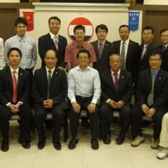 2012~2014届理事会第二次会议及就职仪式简报